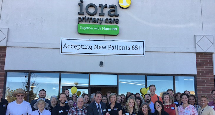 iora primary care welcoming patients in denver with 5 locations