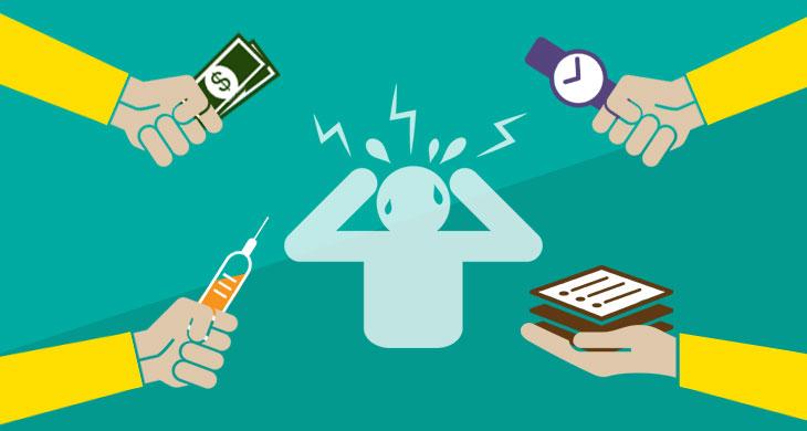 caregiver stress causes