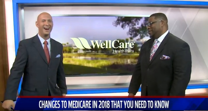Wellcare interview on fox 61