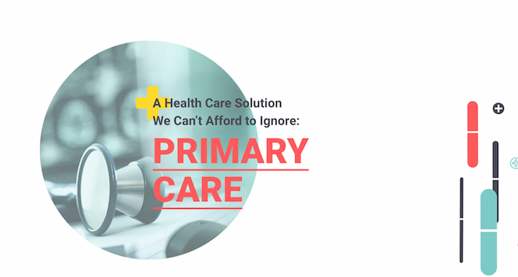 washington post article about primary care and iora