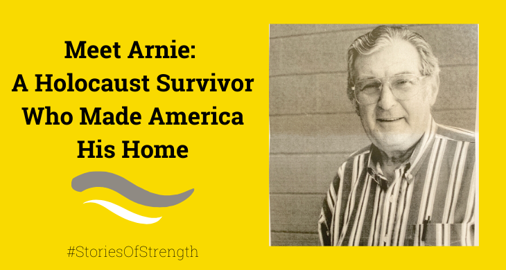 Meet Arnie: A Holocaust Survivor Who Made America His Home