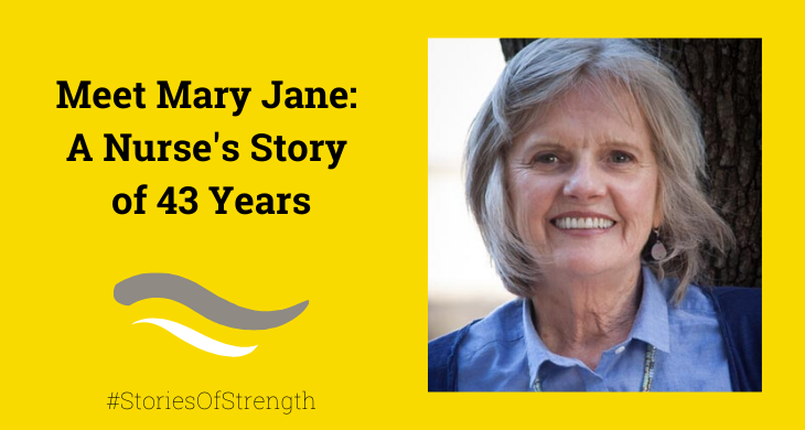 Meet Mary Jane: A Nurse's Story of 43 Years